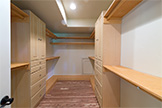 Master Closet - 881 Parma Way, Los Altos 94024