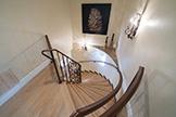 881 Parma Way, Los Altos 94024 - Stairway (A)