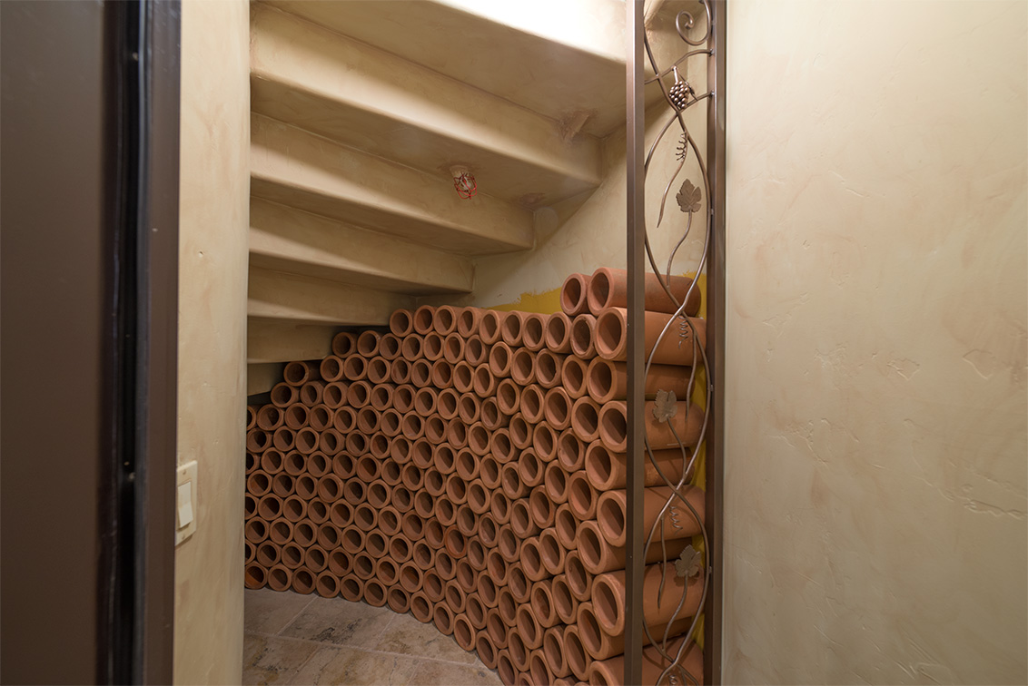 Wine Cellar (B)