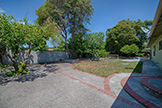 Backyard (A) - 5589 Portsmouth Ave, Newark 94560