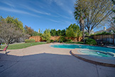 22149 Rae Ln, Cupertino 95014 - Backyard (A)