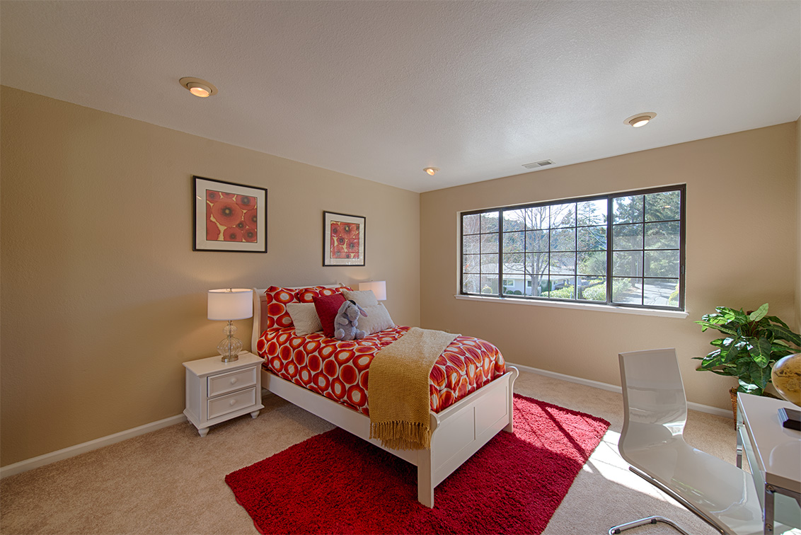 Bedroom 4 picture - 22149 Rae Ln, Cupertino 95014