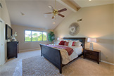 22149 Rae Ln, Cupertino 95014 - Master Bedroom (A)