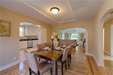 1001 Ramona Ave, San Jose 95125 - Dining Room (C)
