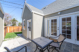1001 Ramona Ave, San Jose 95125 - Patio (A)