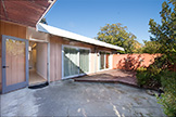 3661 Ramona Cir, Palo Alto 94306 - Sideyard Patio (A)