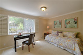 10385 Rivercrest Ct, Cupertino 95014 - Bedroom 4 (A)