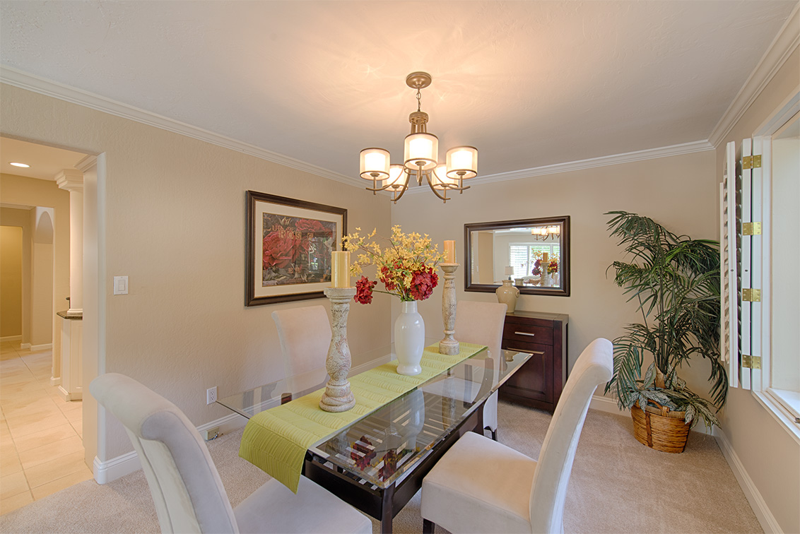 Dining Room picture - 10385 Rivercrest Ct, Cupertino 95014