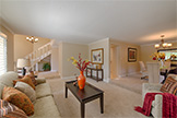 10385 Rivercrest Ct, Cupertino 95014 - Living Room (C)