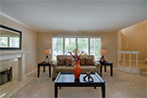 10385 Rivercrest Ct, Cupertino 95014 - Living Room (D)