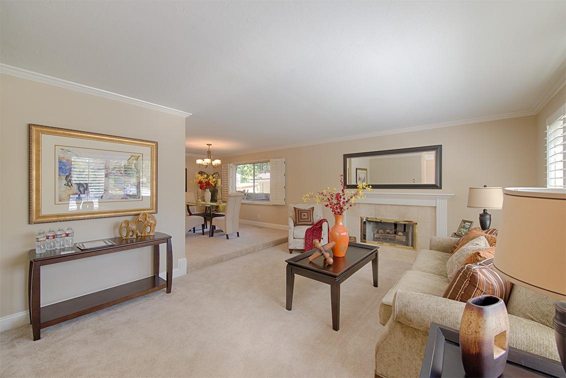 Living Room (E) - 10385 Rivercrest Ct