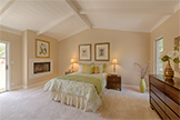 10385 Rivercrest Ct, Cupertino 95014 - Master Bedroom (B)