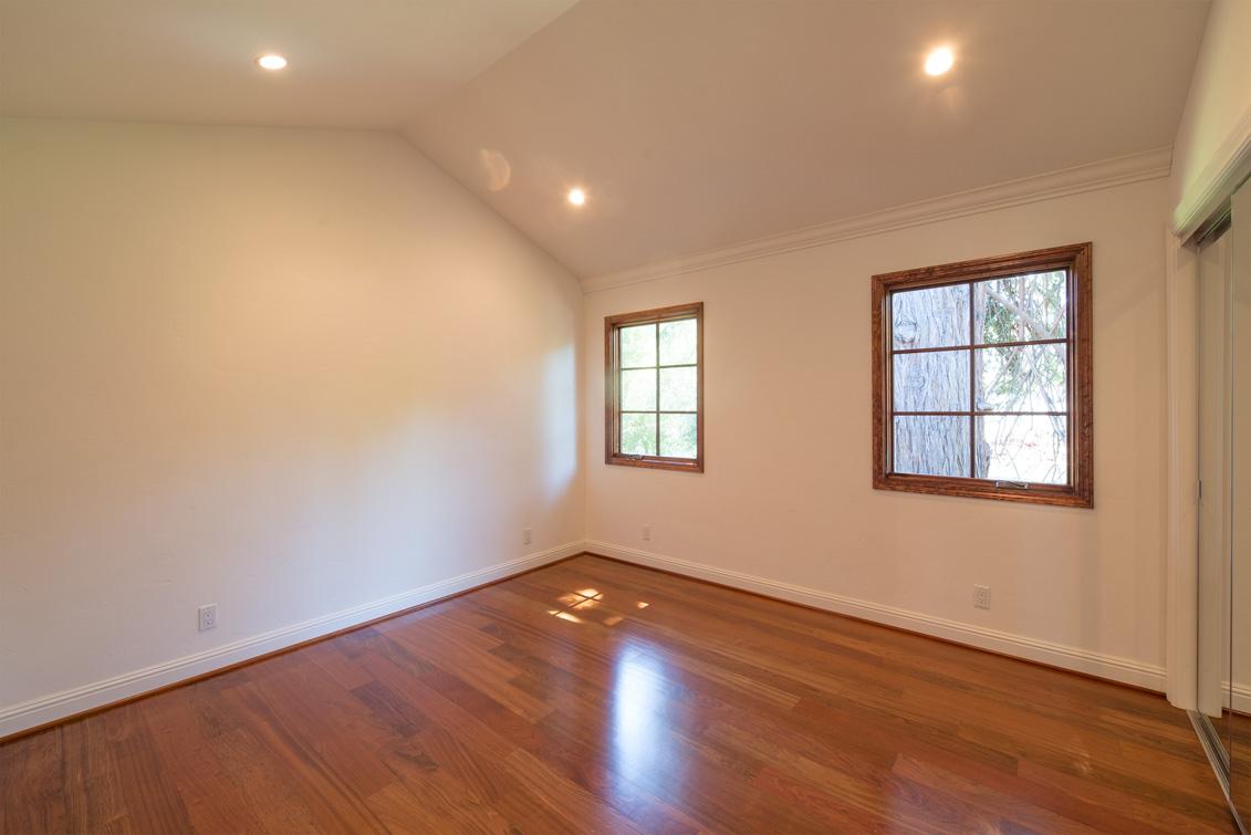 Bedroom 3 picture - 470 Ruthven Ave, Palo Alto 94301