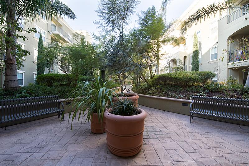 Courtyard (E)