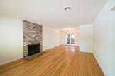 519 Saint Claire Dr, Palo Alto 94301 - Living Dining Area (A)