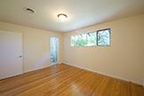 519 Saint Claire Dr, Palo Alto 94301 - Master Bedroom (A)