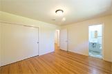 519 Saint Claire Dr, Palo Alto 94301 - Master Bedroom (B)