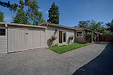 Garage (A) - 47 Walnut Ave, Atherton 94027