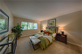 Bedroom 1 (A) - 20780 4th St 6, Saratoga 95070