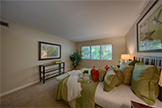 Bedroom 1 (B) - 20780 4th St 6, Saratoga 95070