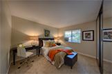Bedroom 2 (A) - 20780 4th St 6, Saratoga 95070