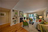 20780 4th St 6, Saratoga 95070 - Living Room (A)
