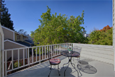 181 Ada Ave 36, Mountain View 94043 - Balcony (A)