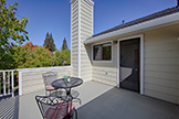 181 Ada Ave 36, Mountain View 94043 - Balcony (B)