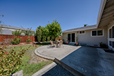 995 Aster Ave, Sunnyvale 94086 - Backyard (A)