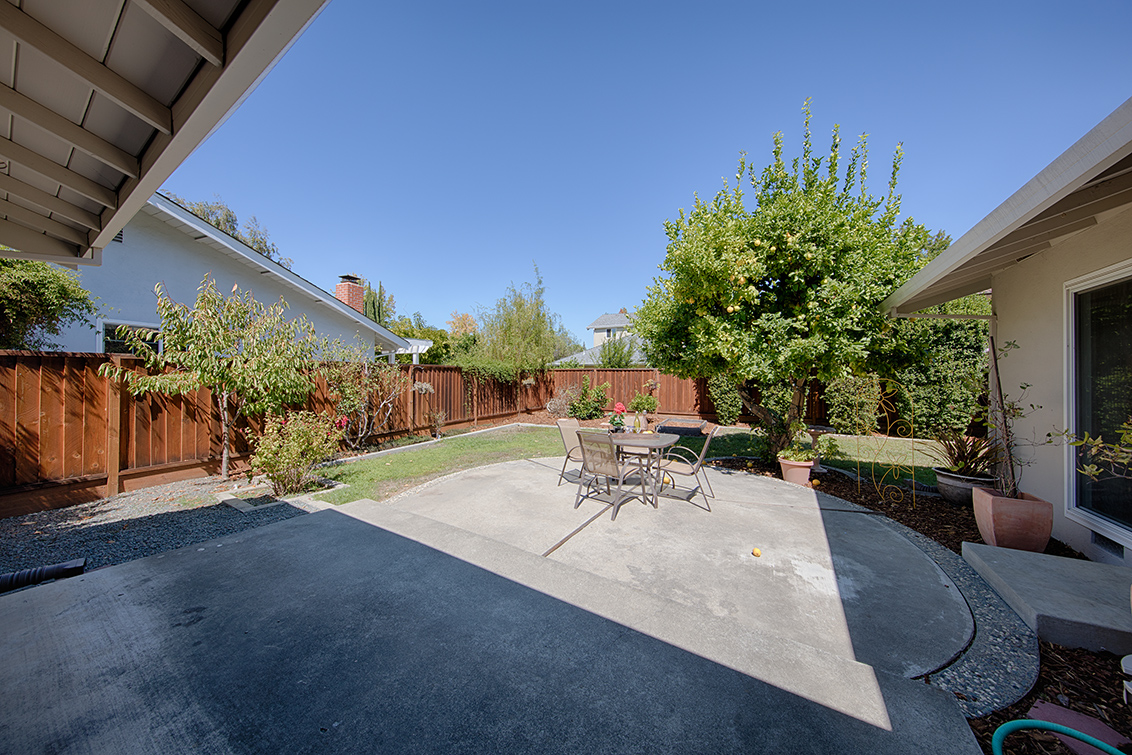 Patio (A) - 995 Aster Ave