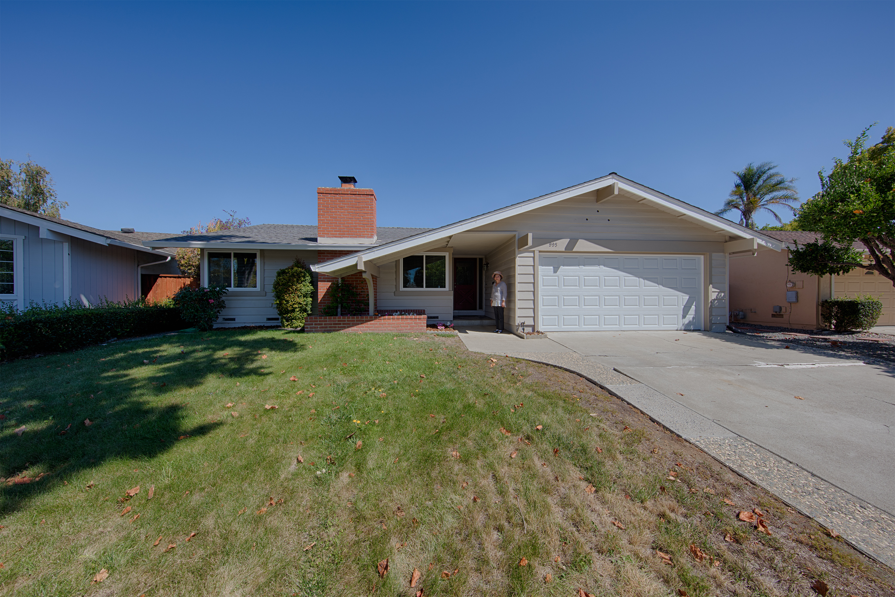 Front View - 995 Aster Ave, Sunnyvale 94086