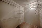 360 Auburn Way 3, San Jose 95129 - Master Closet (A)