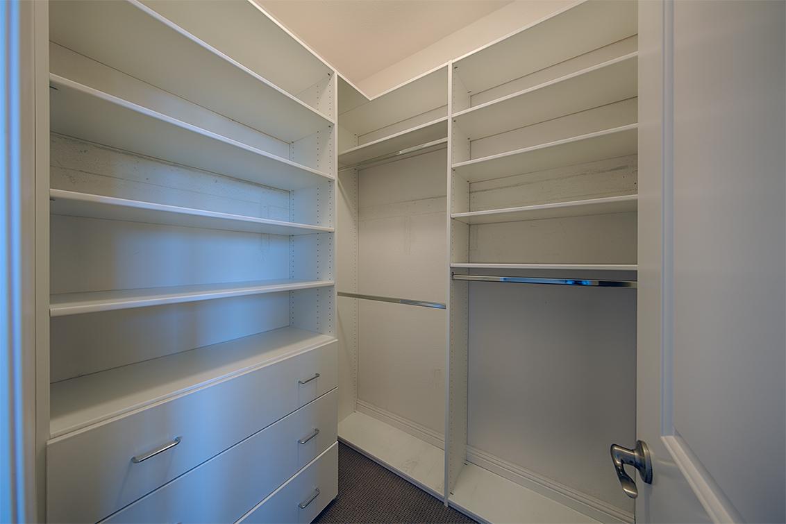 Bedroom 2 Closet  - 650 Bair Island Rd 1305
