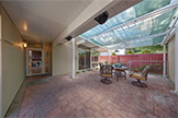 731 Barron Ave, Palo Alto 94306 - Entrance (A)