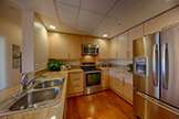 88 Bush St 4170, San Jose 95126 - Kitchen (E)