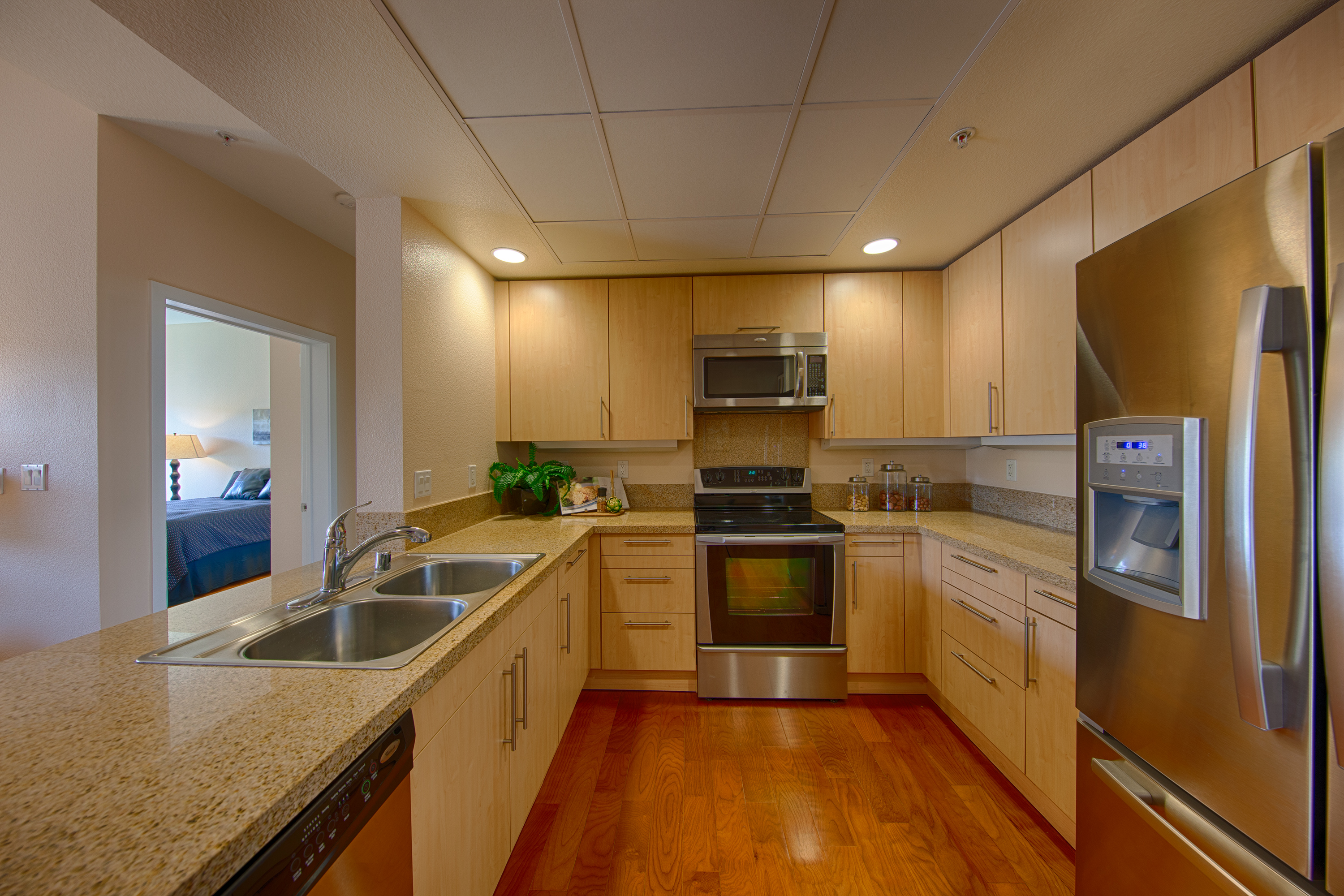 88 Bush St 4170, San Jose 95126 - Kitchen (A)