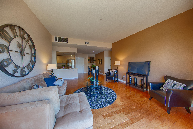 88 Bush St 4170, San Jose 95126 - Living Room (C)