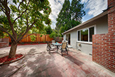 1155 Carver Pl, Mountain View 94040 - Back Patio (A)