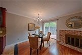 1155 Carver Pl, Mountain View 94040 - Dining Area (A)