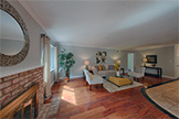 1155 Carver Pl, Mountain View 94040 - Living Room (A)