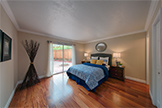 1155 Carver Pl, Mountain View 94040 - Master Bedroom (A)