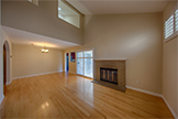 425 Cork Harbour Cir H, Redwood Shores 94065 - Living Room (A)