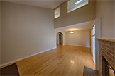 425 Cork Harbour Cir H, Redwood Shores 94065 - Living Room (B)