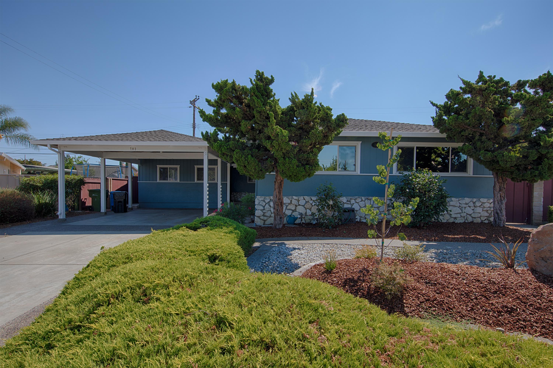Front View - 783 Cornell Dr, Santa Clara 95051
