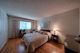 436 Costa Mesa Ter A, Sunnyvale 94085 - Master Bedroom (A)