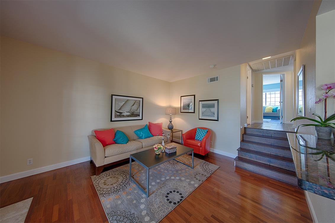 Living Room (A) - 448 Costa Mesa Ter D