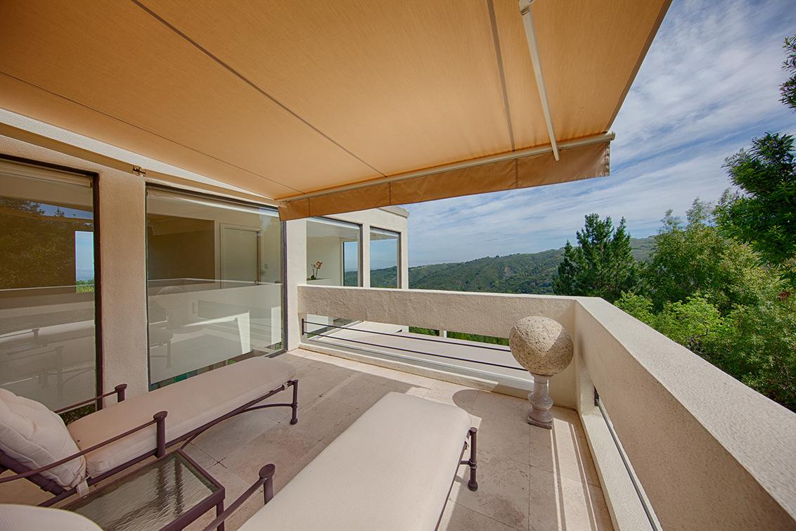 Bedroom 2 Balcony (B) - 56 El Rey Rd