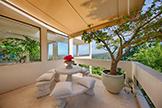 56 El Rey Rd, Portola Valley 94028 - Dining Balcony (B)