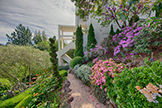 56 El Rey Rd, Portola Valley 94028 - Garden Path (A)