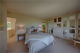 56 El Rey Rd, Portola Valley 94028 - Master Bedroom (B)